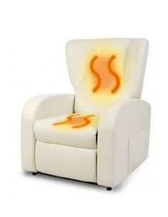 Riscaldamento nello schienale e nella seduta
