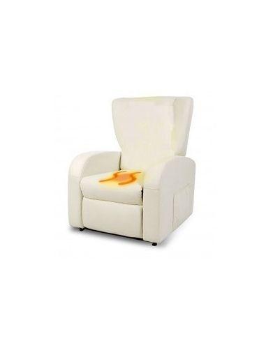 Riscaldamento nella seduta della poltrona